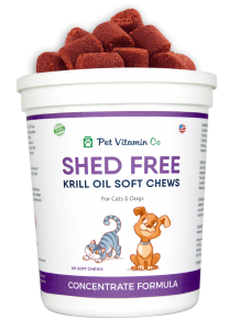 Shed Free Soft Chews